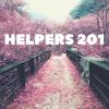 HELPERS 201